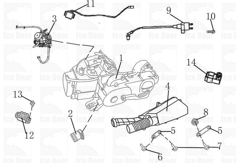 Razor E100 Electric Scooter Wiring Diagram Epunk moreover Wuxing Electric Scooter Wiring Diagram likewise Wiring Diagram For Motor Control together with Stroke Engine Html as well Wiring Diagram For Toro Z Master. on pulse electric scooter wiring diagram