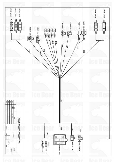 Ice Bear Scooter Wiring Diagram