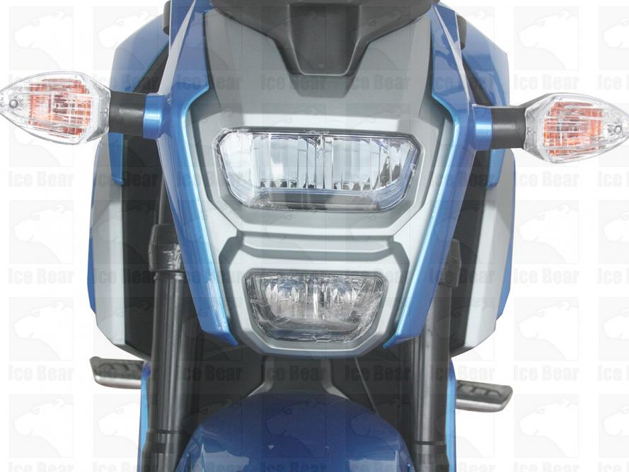 50cc, Motorcycle with Extend Frame, 12