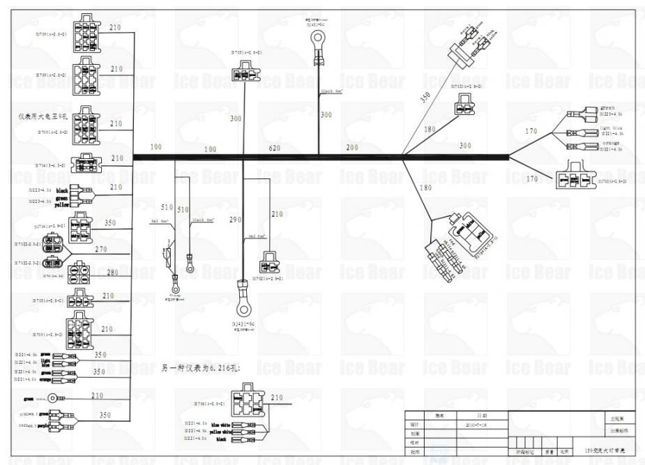dayton motor wiring diagram wires
