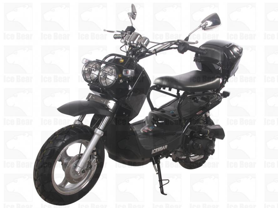 150cc Air Cooled Automatic Front Rear Disc Brake Some Manual Guide