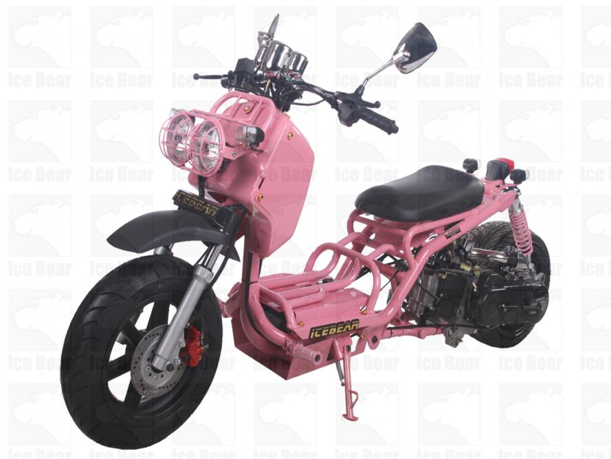 pmz50 19mpnk_74283_1000x667 49 5cc;street bike;single cylinder, 4 stroke;front disc brake,rear  at fashall.co