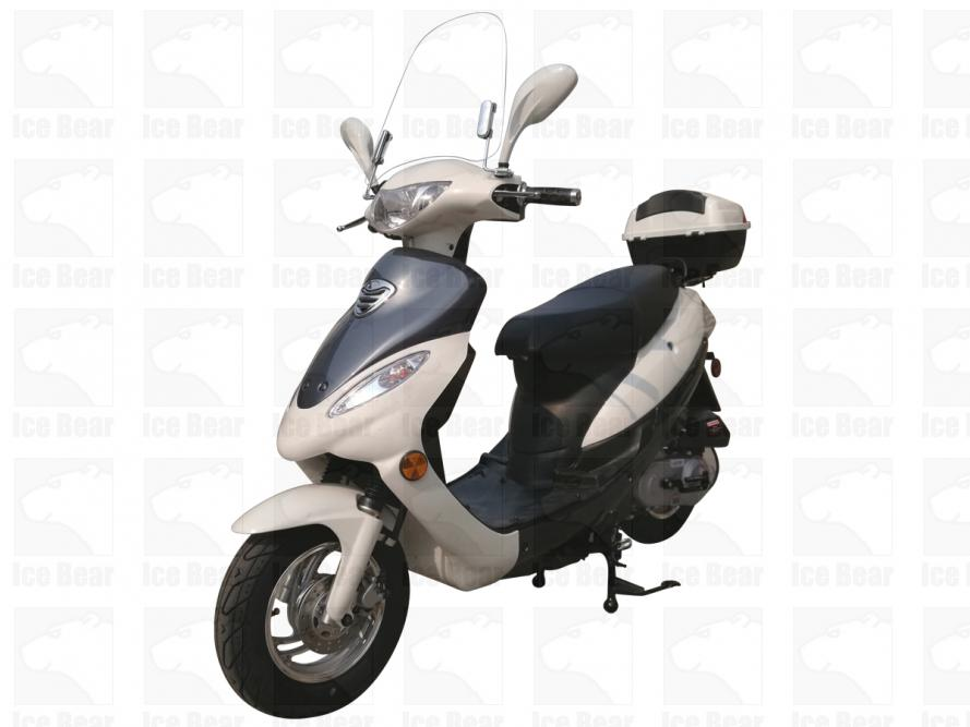 49 5 cc, Air Cooled, Automatic, 10